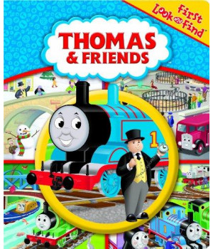 Thomas &  Friends My First Look and Find®