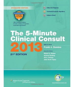 the 5-minute clinical consult 2013 (the 5-minute consult series)