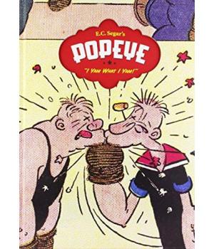 Popeye, Vol. 1: I Yam What I Yam