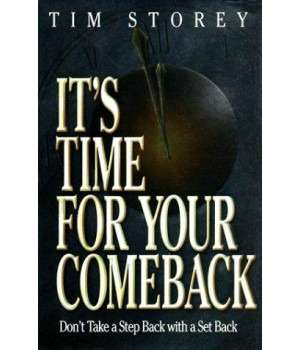 It\'s Time for Your Comeback: Don\'t Take a Step Back with a Setback