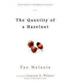 the quantity of a hazelnut