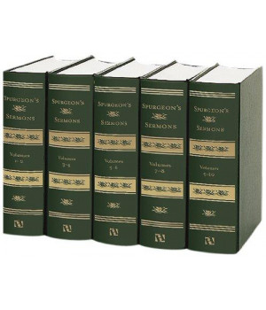 Spurgeon\'s Sermons, 5 Volumes