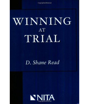 Winning at Trial (Winner of ACLEA\'s Highest Award for Professional Excellence)