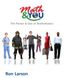Math & You High School Binding: The Power & Use of Mathematics