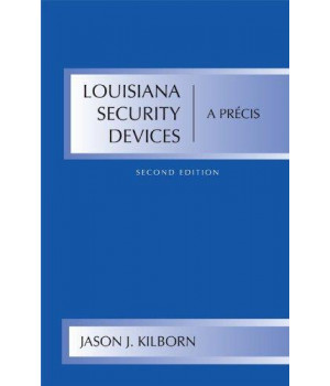 Louisiana Security Devices: A Precis