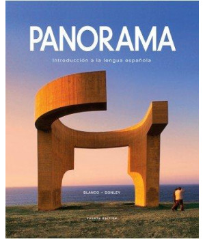 Panorama, 4th Edition, Student Edition with Supersite Plus Code (Supersite & WebSAM & vText)