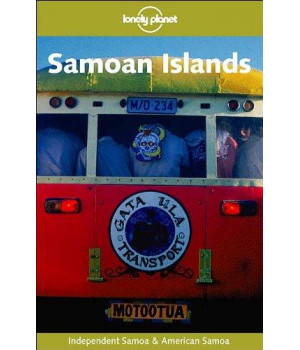 Lonely Planet Samoan Islands (Lonely Planet Rarotonga, Samoa & Tonga)