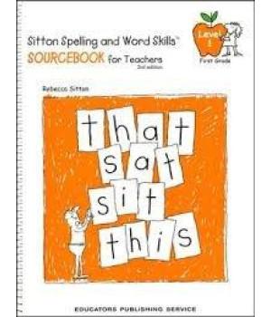 rebecca sitton's sourcebook: level 1 practice books (5 pack)