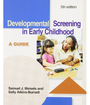 Developmental Screening in Early Childhood: A Guide