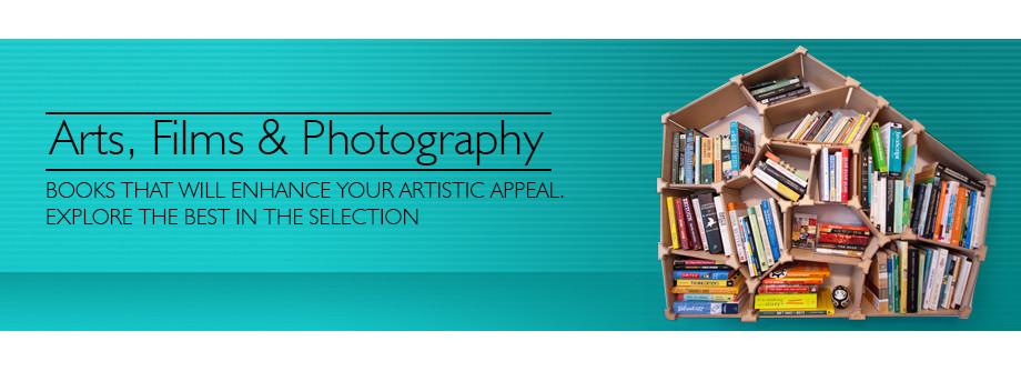 Arts, Films & Photography Online Store : Buy Arts, Films