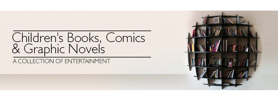 Children's Books, Comics & Graphic Novels