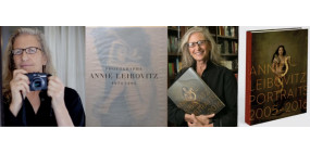 The great capture: Annie Leibovitz