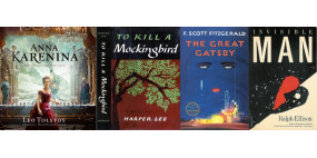 Top Fiction Books Are Here!