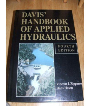 Davis' Handbook of Applied Hydraulics