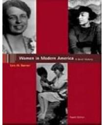 Women in Modern America: A Brief History