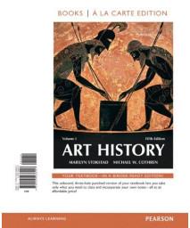 Art History Volume 1, Books a la Carte Edition (5th Edition)