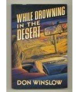 While Drowning in the Desert: A Neal Carey Mystery (Neal Carey Mysteries)