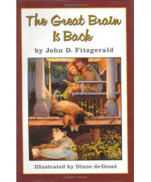 The Great Brain is Back (Great Brain, Book 8)
