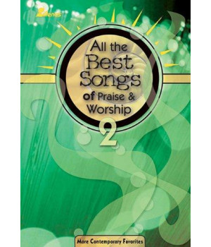 All the Best Songs of Praise and Worship 2 Book