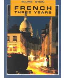 French Three Years Workbook (R 588 W)