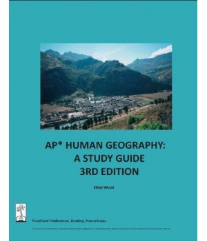 AP Human Geography: A Study Guide, 3rd edition