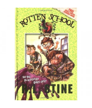 The Big Blueberry Barf-Off! (Rotten School #1)