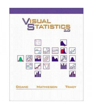 Visual Statistics Text with Student CD-ROM package
