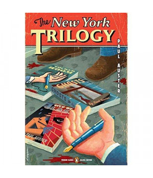 The New York Trilogy (Penguin Classics Deluxe Edition)
