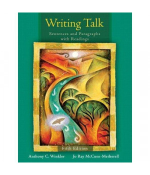 Writing Talk: Writing Sentences and Paragraphs with Readings (with MyWritingLab Student Access Code Card) (5th Edition)