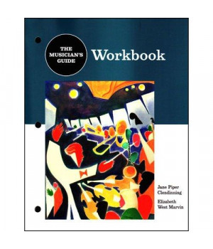 The Musician\'s Guide Workbook