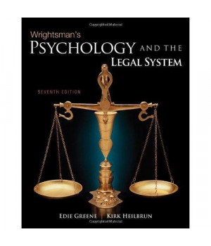 Wrightsman\'s Psychology and the Legal System