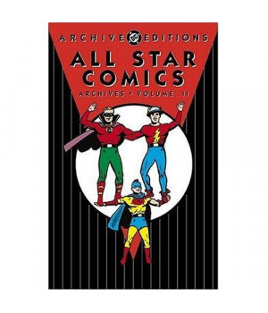 All Star Comics - Archives, Volume 11 (Archive Editions)