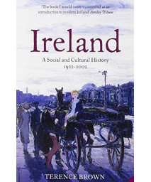 Ireland: A Social and Cultural History 1922–2001      (Paperback)