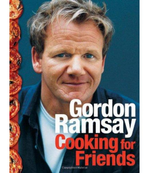 Cooking for Friends      (Hardcover)