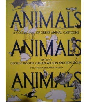 Animals Animals Animals: A Collection of Great Animal Cartoons      (Hardcover)