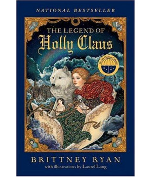 The Legend of Holly Claus (Julie Andrews Collection)      (Paperback)