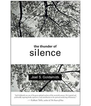 The Thunder of Silence      (Paperback)