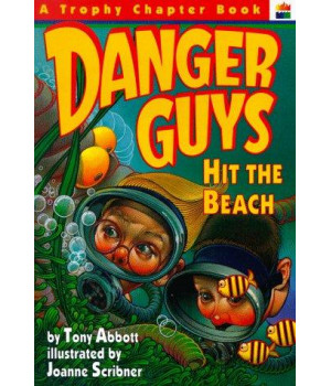 Danger Guys Hit the Beach (Trophy Chapter Book, 4)      (Paperback)