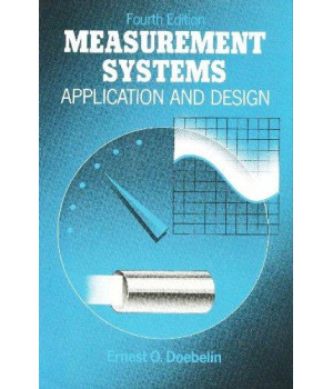 Measurement Systems Application and Design      (Hardcover)