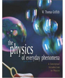 Physics of Everyday Phenomena with Online Learning Center Passcode Card      (Hardcover)