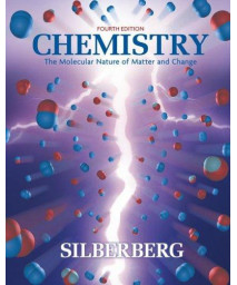 Chemistry: The Molecular Nature of Matter and Change      (Hardcover)