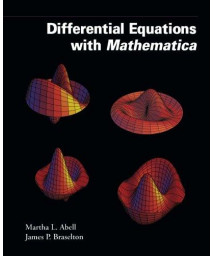 Differential Equations with Mathematica      (Paperback)