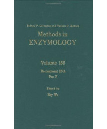 Recombinant DNA, Part F, Volume 155 (Methods in Enzymology)      (Hardcover)