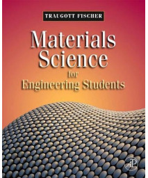 Materials Science for Engineering Students      (Hardcover)