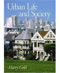 Urban Life and Society      (Paperback)