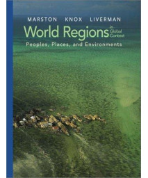 World Regions in Global Context      (Hardcover)
