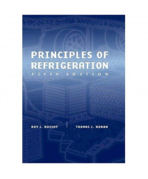 Principles of Refrigeration (5th Edition)
