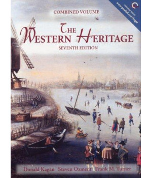 The Western Heritage (7th Edition)      (Hardcover)
