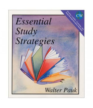 Essential Study Strategies      (Paperback)
