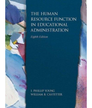 Human Resource Function in Educational Administration, The (8th Edition)      (Hardcover)